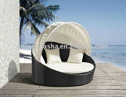 Nice Outdoor Round Daybed with Outdoor Round Daybed With Canopy ...