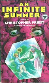 ad an infinite summer by christopher priest dell books 1st edition paperback 1979