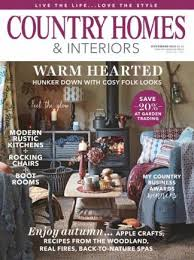 country homes and interiors subscription. Modren Country Country Homes U0026 Interiors UK  12 Month Subscription With And 2