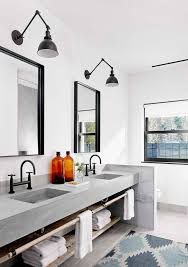 industrial bathroom lighting. Fabulous Home Idea On Industrial Bathroom Lighting R