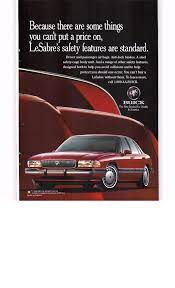 1994 Buick Lesabre National Geographic August 1994 Buick Lesabre Car Ads Buick