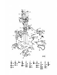 Motor wire harness ih 284 tractor wiring diagram motor alternator ih 284 tractor wiring diagram