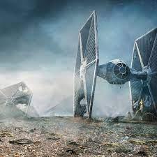 2932x2932 TIE fighter Star Wars Ipad ...
