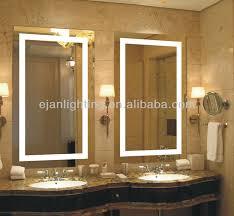 mirror lighting. IP44 Surrounding LED Bathroom Mirror Light For Hotel Lighting R
