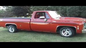 1980 Custom Chevy C 10 Show Truck - YouTube