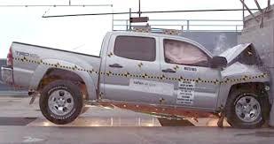 2015 Mid-size Pickup Trucks: NHTSA Crash Rating Comparison - The ...