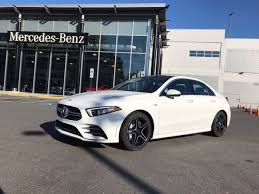 With our new a 35, we are transporting this history into modern times in the form of a very attractive model that serves as a point of entry into the world of amg and also appeals to new. New New 2021 Mercedes Benz A Class For Sale Arlington Va Near Washington Dc Stock Aj262834