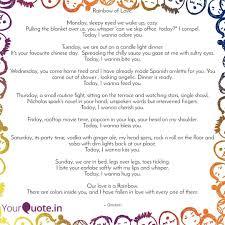 Rainbow Of Love Monday Quotes Writings By Gautam Mayekar