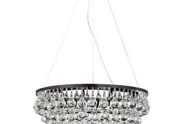 nice idea oil rubbed bronze chandelier with crystals chandeliers free bellacor canto eight light clear crystal shade