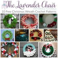 Free Christmas Crochet Patterns Stunning 48 FREE Christmas Crochet Patterns The Lavender Chair