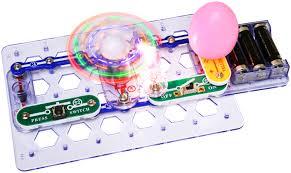 Snap Circuits Light Up Science Kit Snap Circuits Beginner Electronics Exploration Kit Over 20