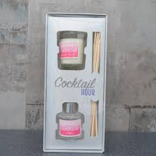 please login for s candle diffuser gift set cosmopolitan