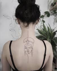 Nefertiti черные татуировки черная татуировка тату и татуировки