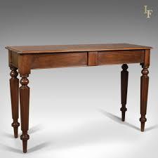 antique console table. Antique Console Table, English, Mahogany, Regency C.1820 Table