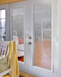 sliding glass doors with blinds. Sliding Glass Door Blinds Peytonmeyer Net Doors With