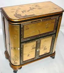 Laquer furniture High Image Is Loading Orientalfurnituerbarcabinetchinesegoldleadlacquer Ebay Oriental Furnituer Bar Cabinet Chinese Gold Lead Lacquer Furniture