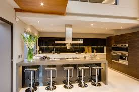 Modern Kitchen Counter Stools Kitchen Elegant Counter Height Backless Swivel Stools With