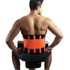 Orthopedic Back Support Men Belts Breathable Lumbar Corset Women Medical Lower Brace Waist Belt Spine Plus Size XXL Malaysia