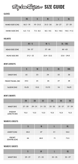 Troy Lee Youth Pants Size Chart Pants Images And Photos