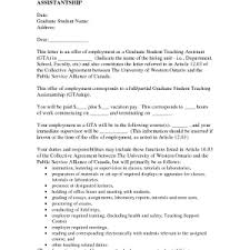 sample cover letter for graduate assistantship licious employment offer cover letter sample cover letter for sample cover letter for graduate assistantship