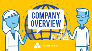 Company Overview Templates Presentation Template Company Overview Powtoon