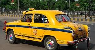 Kolkata Taxi Fare Chart 2017 Kolkata Calcutta Guide New Taxi Fares In Kolkata