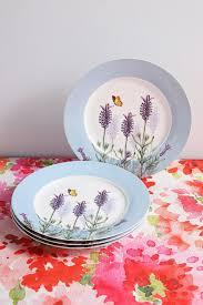 <b>Набор из 4 тарелок</b> lavender 19 см Creative Tops - цена ₽ купить ...