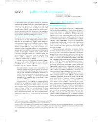 Jollibee Food Corporation Organizational Chart Case 7 Jollibee Its A Case Study Ms Marketing Fms Iiui
