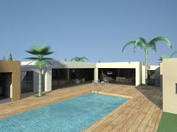 Maison Plain Pied Toit Plat Awesome Maisons Toit Terrasse With