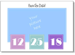 Print Your Own Save The Date Save The Date Templates Save The Date Postcards Save The