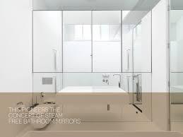 DEMISTER BATHROOM CABINET DOORS