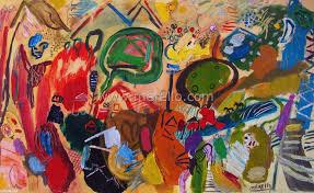art of spain modern spanish painting painters merello energy landscape