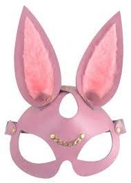 Купить <b>Sitabella Кожаная маска</b> с длинными ушками Зайка (3186 ...