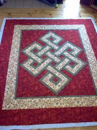 Best 25+ Celtic quilt ideas on Pinterest | Cnc machine price ... & Gordian Knot Quilt Pattern Free | ... Honorable mention Gulf Coast  Quiltfest 2006, Adamdwight.com