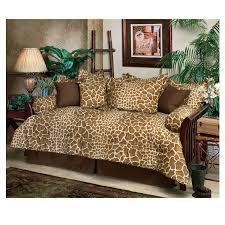 giraffe daybed set