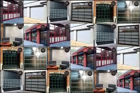 Impressive Commercial Glass Garage Doors Project Gallery In Design