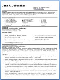 Executive Assistant Resume Templates Administrative Assistant Resume Template Microsoft Word For