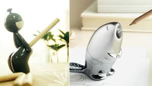 interesting office supplies. 6 Cool And Unusual Pencil Sharpeners Interesting Office Supplies P