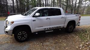 Toyota Tundra Crewmax 4x2 Limited 5.7l V8 For Sale ▷ Used Cars On ...