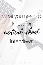 tips for medical school interviews oh darling be what you need to know for medical school interviews