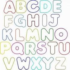 Bubble Letters Font Bubble Letter Alphabet Bubble Alphabet Kids Colouring And