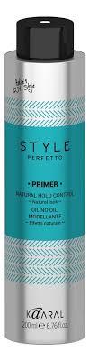 <b>Моделирующее сухое масло</b> Style Perfetto Primer Natural Hold ...