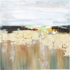 <b>Картина</b> Abstract Landscape <b>120 х 120 см</b> 60777 - <b>KARE</b> Design