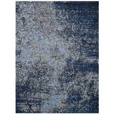 viera area rug collection blue accent rug in grey navy