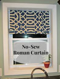 Diy No Sew Curtains No Sew Curtains A Slice Of Mudpie