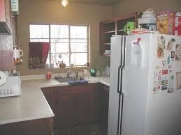 small kitchen refrigerator. Small Kitchen Design Ideas: Creative Refrigerator O