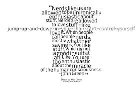 Nerdy Love Quotes Extraordinary Nerdy Relationship Quotes On QuotesTopics