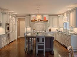 Wooden Kitchen Flooring Stunning Kitchen Design Ideas With Solid Wood Laminate Flooring