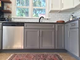 Quarter Round Kitchen Cabinets Kitchen Cabinet Update My Simply Simple