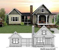dog trot house plans. Plan 92318MX: 3 Bedroom Dog Trot House Plans N